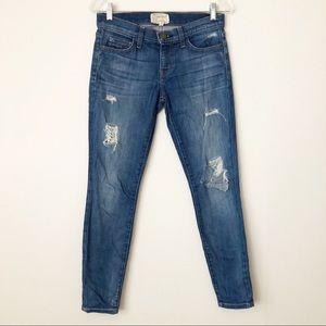 CURRENT/ELLIOTT The Stiletto Skinny Jean 25